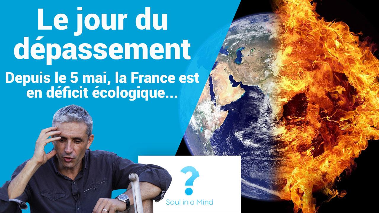Depuis le 5 mai, la France est en déficit écologique…