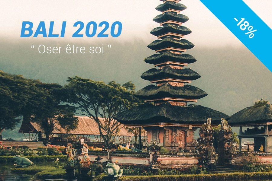 Bali 2020 : le voyastage «Oser être Soi»