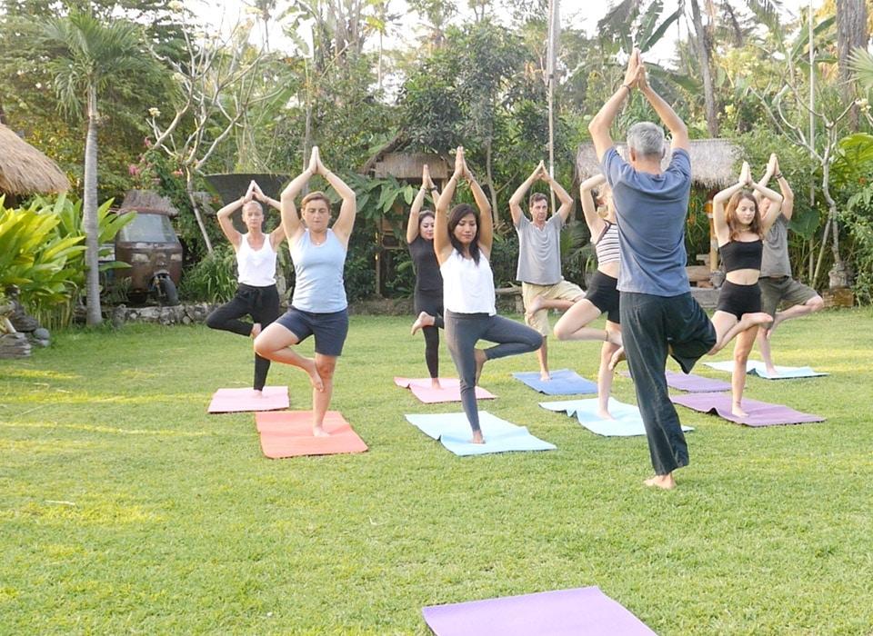 A la rencontre de soi, retraite méditative à Bali