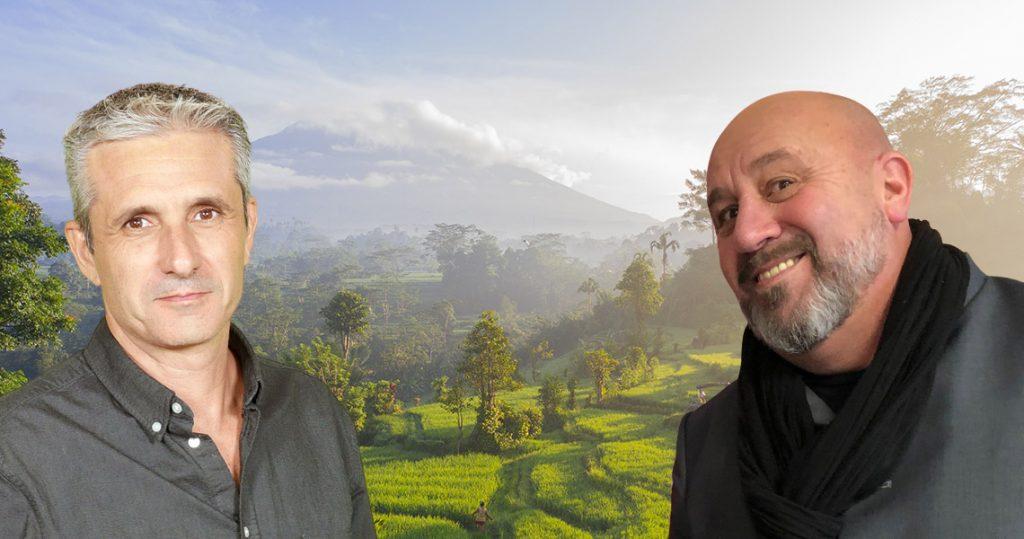 Oser être soi à Bali avec Mika denissot et Jean François Zils