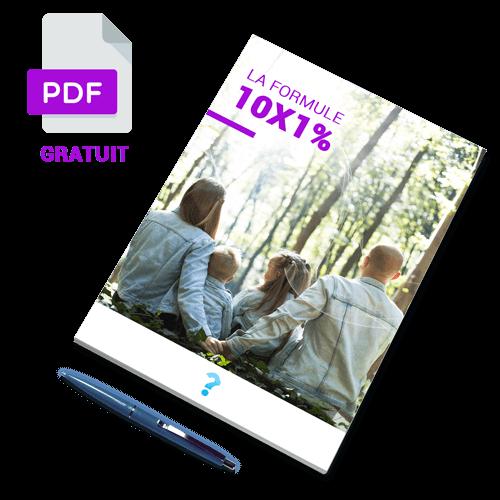 PDF formule 10x1