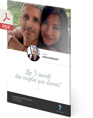 PDF gratuit 5 secrets des couples qui durent
